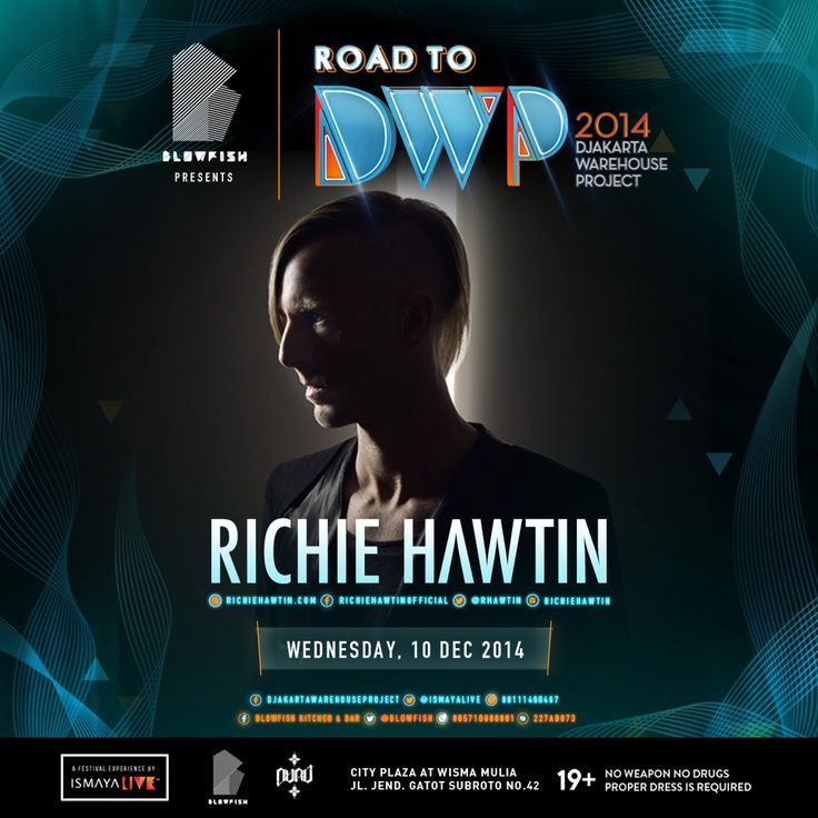 #RoadToDWP14 ft Richie Hawtin