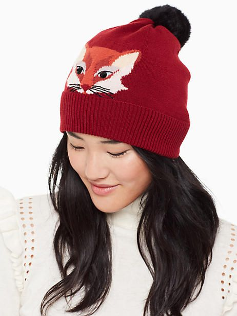 75943ba8645c0 foxy beanie by kate spade new york