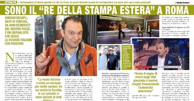 İtalyan 'Ora' dergisi Cumhurbaşkanı Erdoğan'ı anlattı