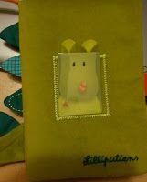 Buchvogel: Babyfotoalbum Walter von Lilliputiens