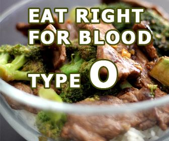 eat right for blood type o  #health #bloodtypeo