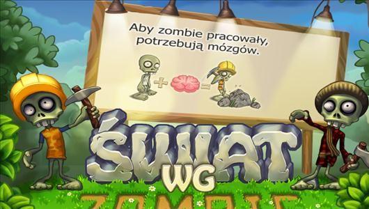 Świat wg Zombie - przeglądarkowa gra farmerska o zombii