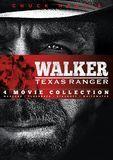 Walker, Texas Ranger: Four Movie Collection - Warzone/Flashback/Standoff/Whitewater [DVD]