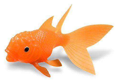 Fred & Friends KOI TOY Light-Up Bath Goldfish