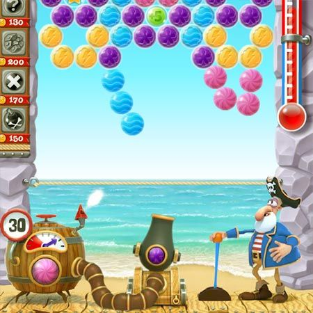 Bubble Shooter: Archibald The Pirate game is a free Puzzle Games, one of our selected. Here you can free play Bubble Shooter: Archibald The Pirate game online. You can play Bubble Shooter: Archibald The Pirate in full-screen mode in your browser for free without any annoying AD