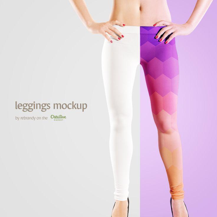 Leggings Mockup👖 crmrkt.com/9Ojy5m   #mockup #mockups #productdesign #branddesign #mockupdesign #clothingdesign #brandingmockup #leggingsdesign #appareldesign #leggingsprint #clothingprint #leggings #legging #design #sport #wear #yoga #yogadesign #garment #fitness #clothing #tights #casual #pants #gaiters #textile #figure #hose #stride #chausses #model #print #psd #download
