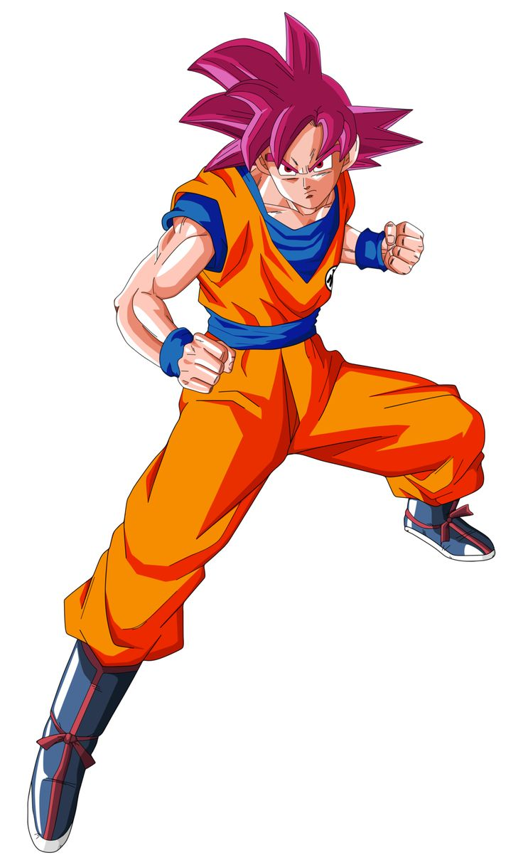 Son Goku Verwandlungen