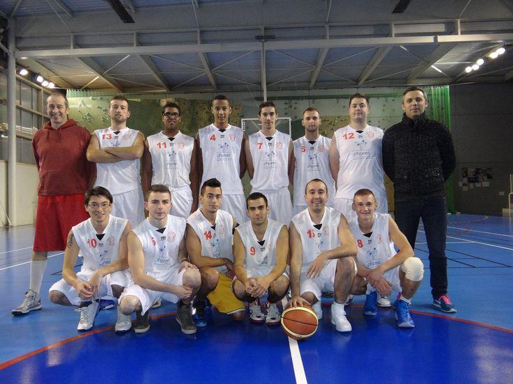 L'équipe FROGES OLYMPIQUE CLUB BASKET-BALL sponsorisée par PHPNET