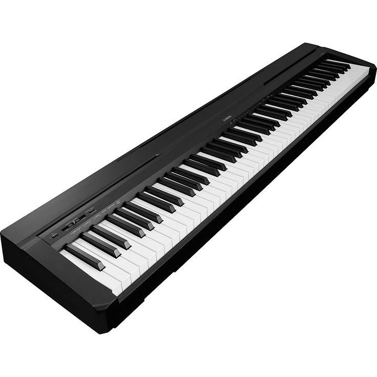 Yamaha P-35 88-Key Digital Piano Black