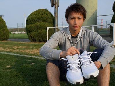 2014.04.23 Vol.3 これがオレのmi adidas (マイ アディダス)   柴崎岳