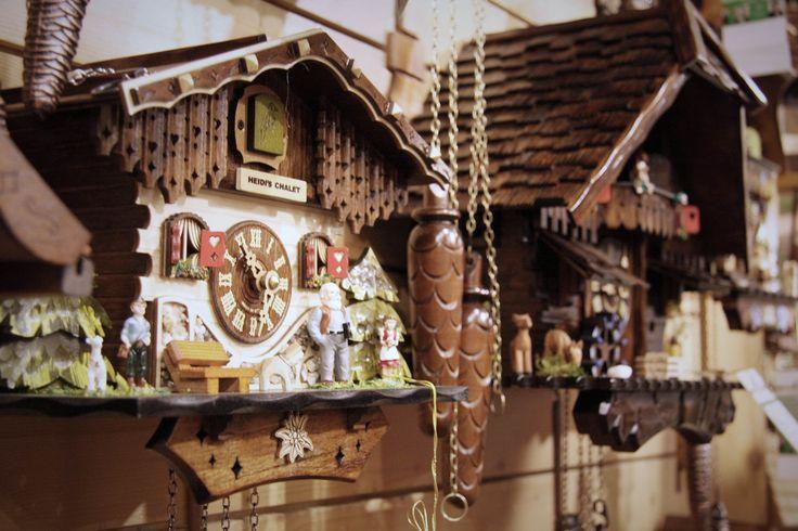 la strada degli orologi a cucù,Foresta Nera