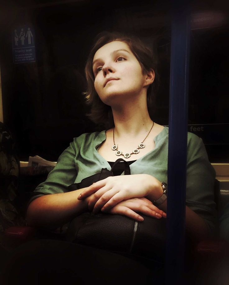 16th Century Tube Passengers by Matt Crabtree #inspiration #photography