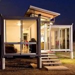 Shipping Container Houses Cost In Shipping Containers As Home A Low Cost Recycling Housing Concept