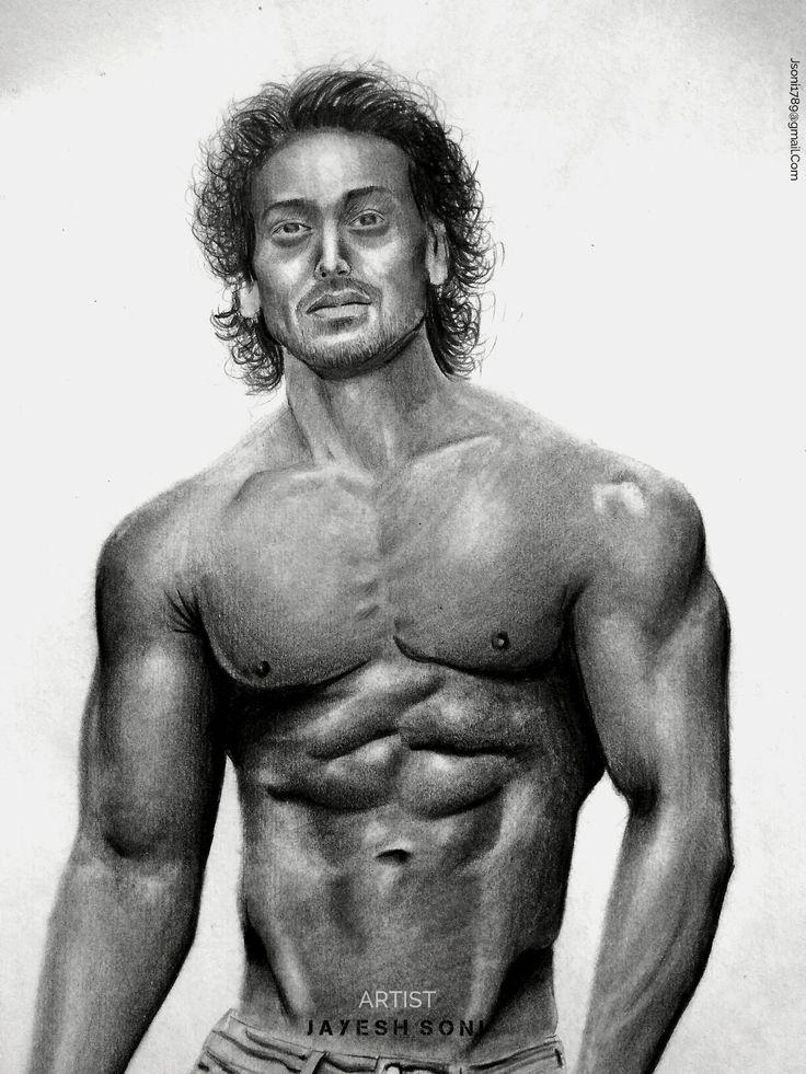 Title - @tigerjackieshroff  Size - A3 Medium - pencil drawing (graphite) Art by - jAYESH SONI @a_for_artist_29  Hope you like it. 😊 #art #artistsoninstagram #artist #artwork #artworld #sketch #sketchbook #sketches #drawing #draw #pencil #pencilart #artistic #creative #bollywood #bollywoodfashion #actor #heropanti #bollywoodstyle #hero #fitness #fit #indianartist #instagram #instafit #tigershroff #artby #jayeshsonitattoo #bhopal #india #😊 #😎