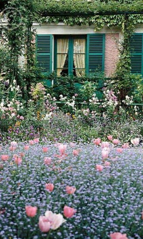 Casa y jardín de Monet.Giverny.