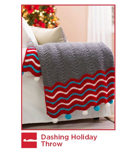 Red Heart's 12 Weeks of Christmas | Free Christmas Knit and Crochet Patterns | Red Heart