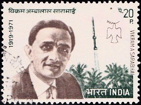 Image result for Vikram Sarabhai