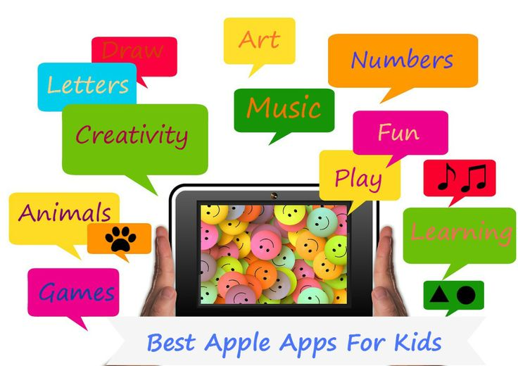 Best Apple Apps For Kids - Your kids will love it