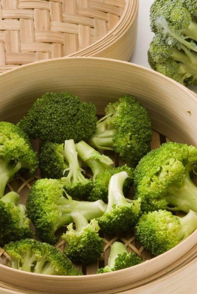 7 cпособов сделать овощи на пару невероятными на вкус