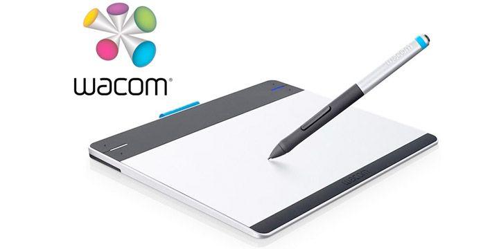Tableta gráfica Wacom Intuos Pen. AHORRO 20%. 59.99€. #ofertas #descuentos