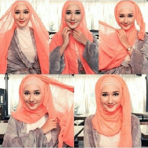 Tutorial hijab by dian pelangi