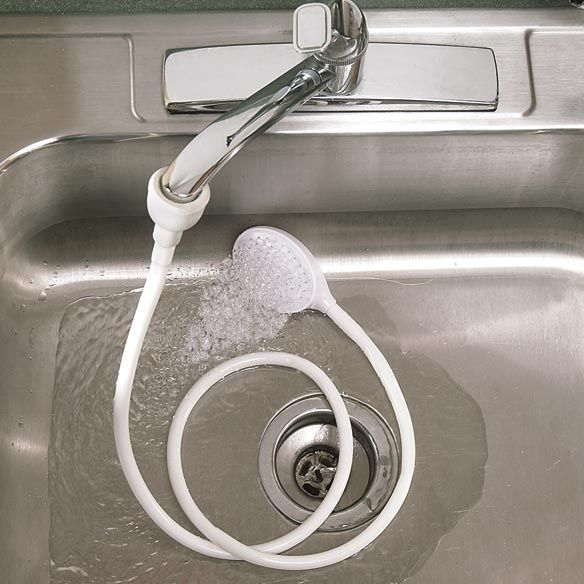 detachable sink hose sprayer