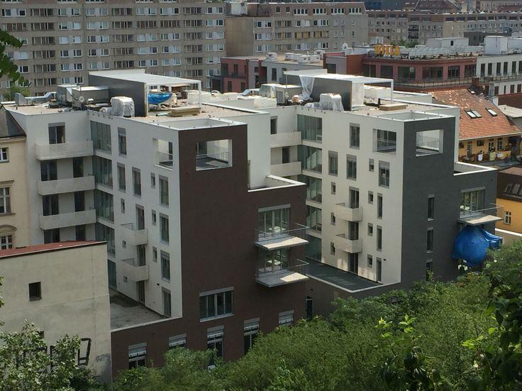 Stavba VIII