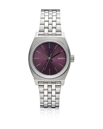 Nixon Reloj con movimiento japon茅s Woman Small Time Teller 26 mm