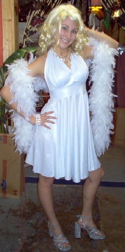 Marilyn Monroe Prom Dresses