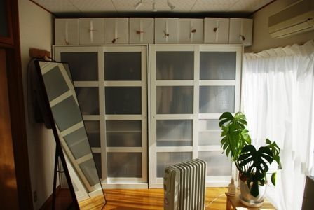 kvikne ikea  Google Search  Rooms  Bedroom  Ikea closet Ikea wardrobe Small bedroom storage