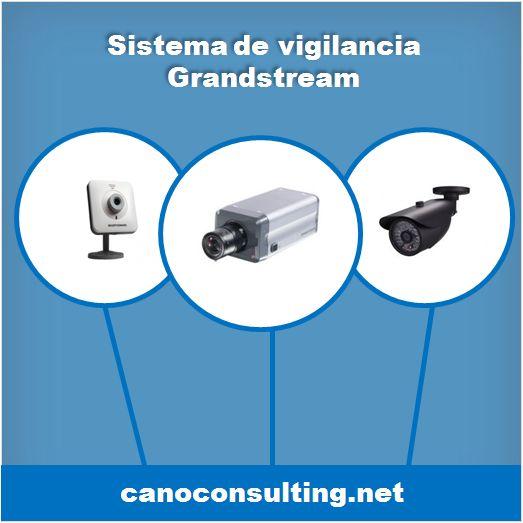 Cámaras de vigilancia Grandstream