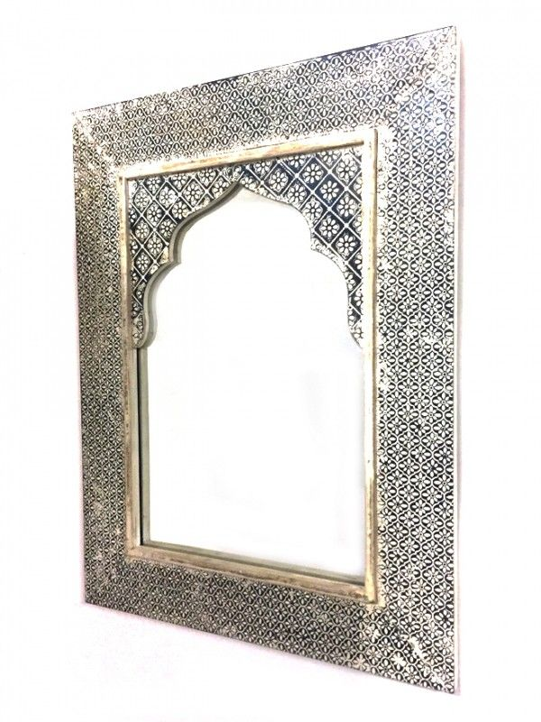 88 best images about indian mirrors on pinterest indian for Encadrement pour miroir