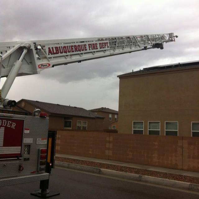 L1, E14 Albuquerque Fire Department!