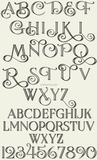 Lovers of beautiful calligraphy and type will especially appreciate this elegant font family. LHF Encore lends itself to designs requiring a formal or professional appearance. With expertly balanced letters, Encore is perfect for creating quick logos. 19 bonus alternates are included.