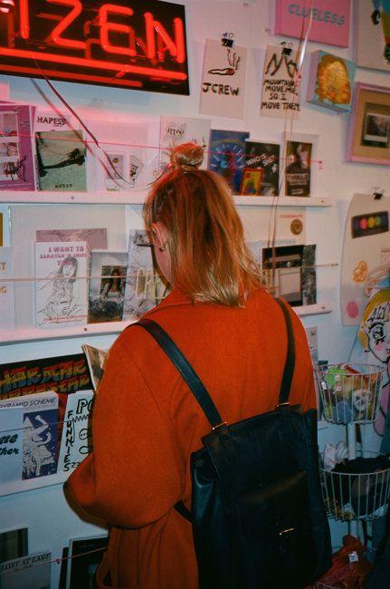 Inside @artbabygirl's IRL Teenage Daydream | Fashion Magazine | News. Fashion. Beauty. Music. | oystermag.com