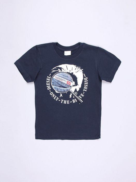 DIESEL TOMME SLIM T-shirt & Tops U f