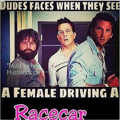Yep! Dirt track racing!