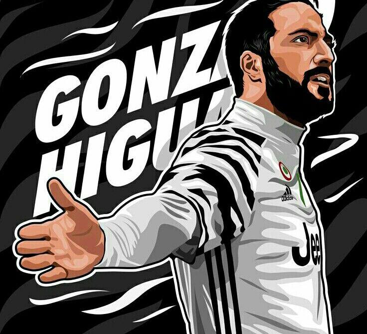 G. Higuain / Juventus!