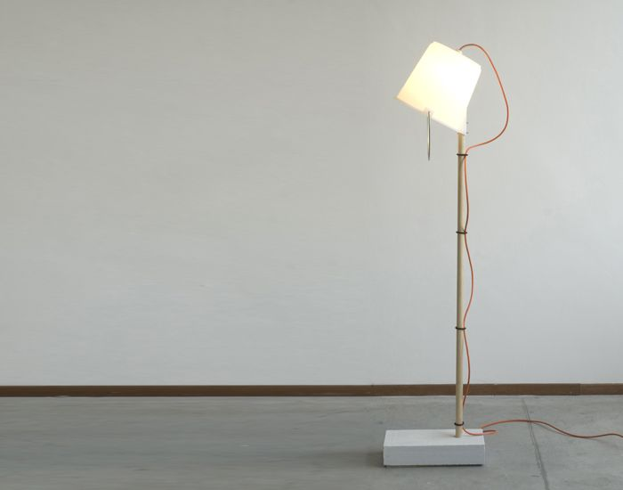 secchio di luce | cristiano mino/design