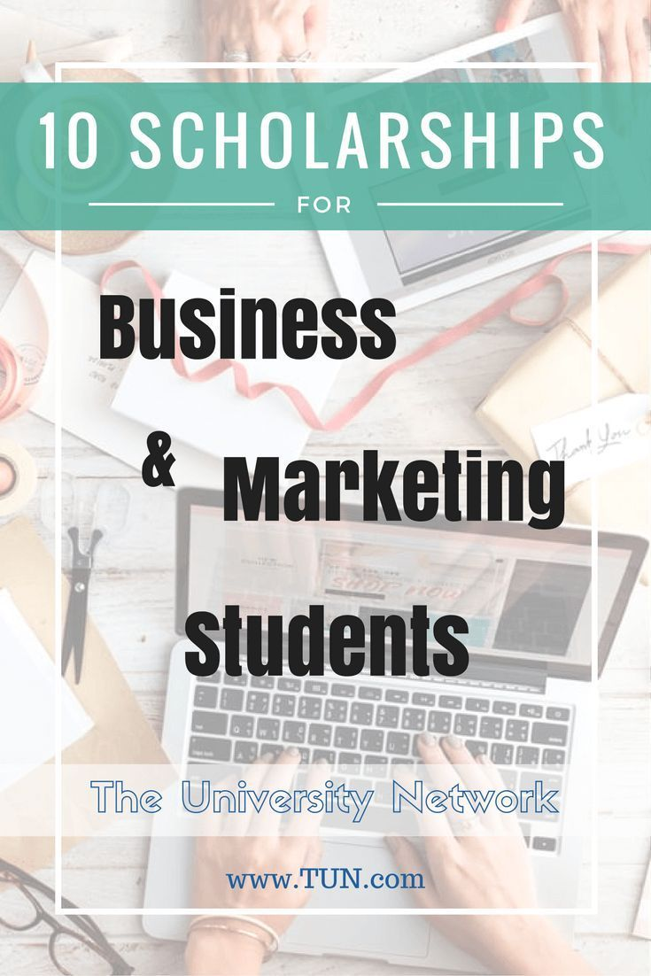 Scholarships For The Business Minded And Social Media Savvy Marketing Students