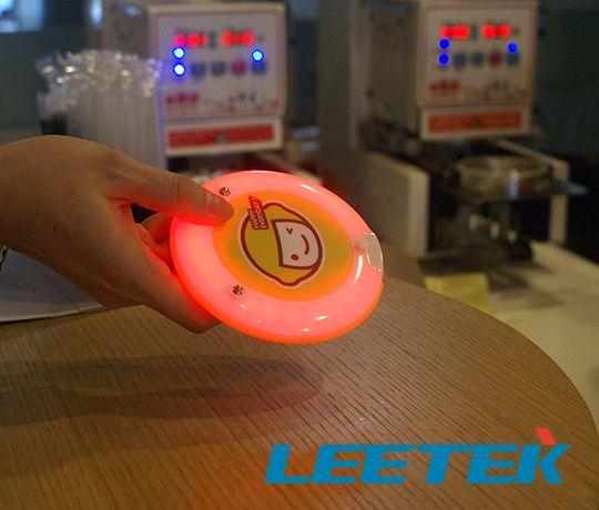 www.leetekorea.com #Premium #Digital #Coaster #LEETEK #korea #cafe #Restaurant #Management #Wireless #Paging #Pager #Guestcall #Tablecall #Staffcall #Servercall #System #Service