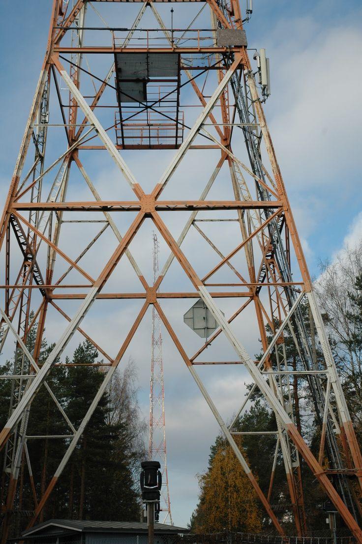 Radiomastot, Lahti