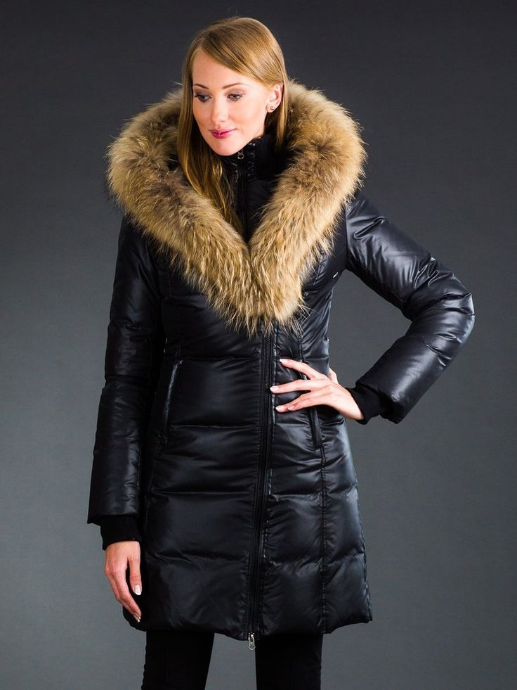 570 besten coole damen parka bilder auf pinterest herbst winter winter stil und frauenmode. Black Bedroom Furniture Sets. Home Design Ideas