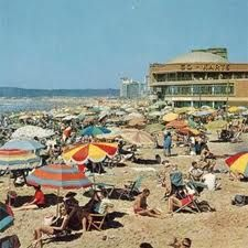 Durban Beach 1980's