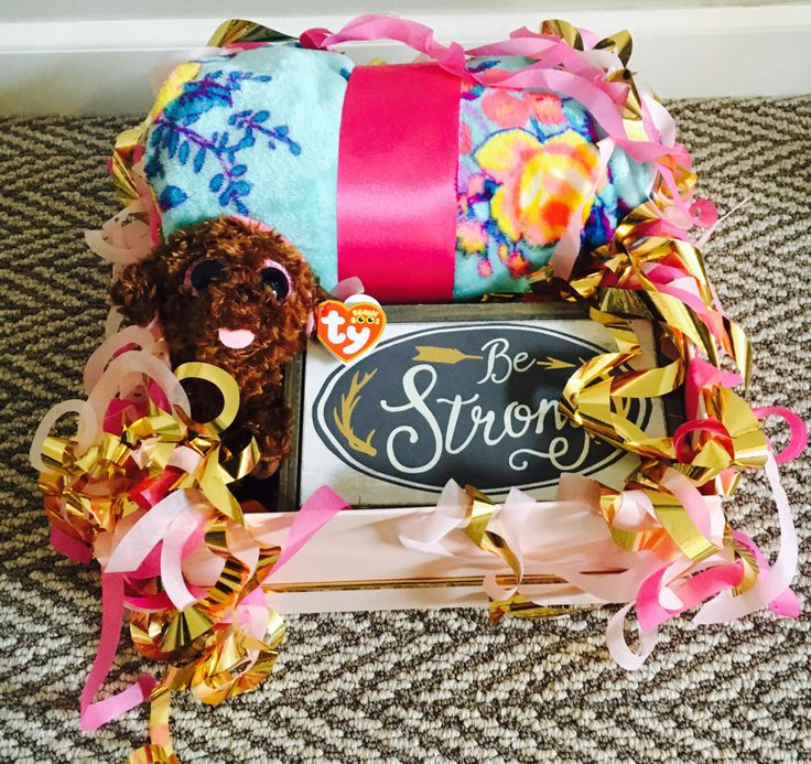 17 Best Ideas About Hospital Care Packages On Pinterest