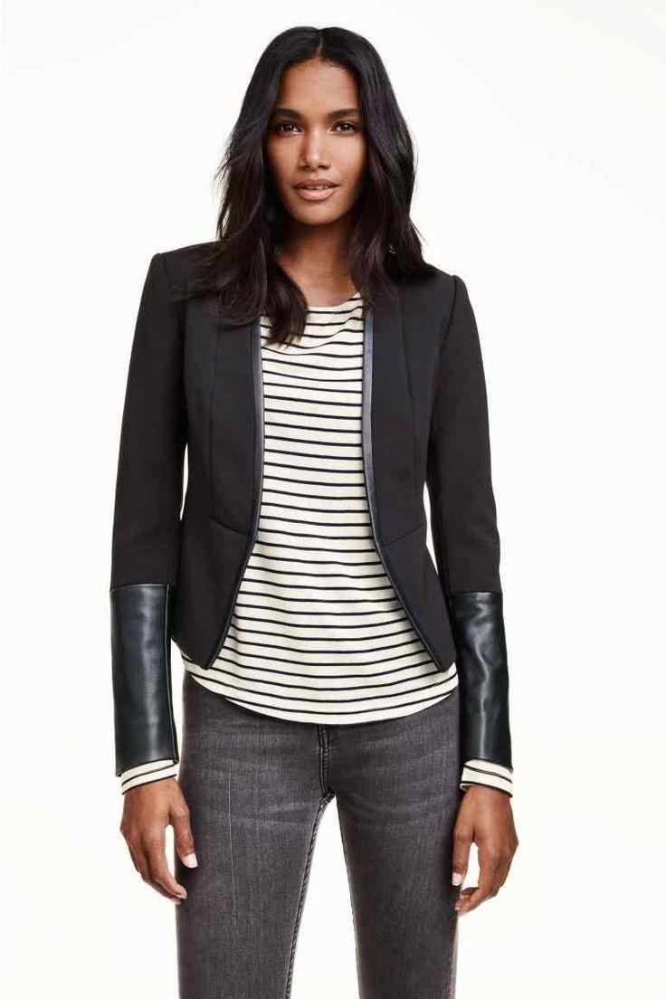 Korte blazer | H&M