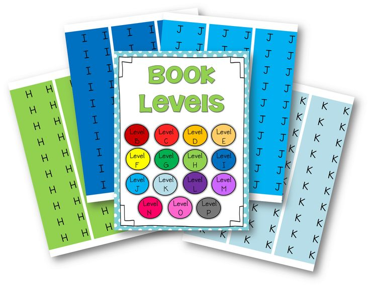 Book Leveling - Freebie Labels - Teacher by the Beach