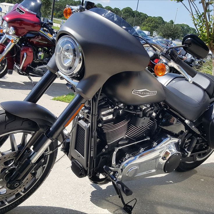 2020 HarleyDavidson SPORT GLIDE® in 2020 Harley