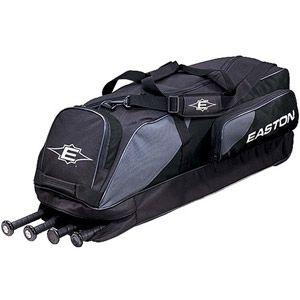 I so need 2 of these... Easton Havoc Wheeled Baseball/Softball Bat Bag