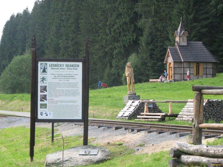 Novodobá kópia kaplnky z Hornej Bzovej sa nachádza pri vstupe do Lesníckeho skanzenu vo Vydrovskej doline pri Čiernom Balogu.